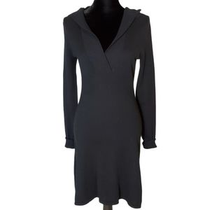 Athleta Women's Hooded Cashmere Blend Dress Size S
